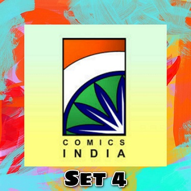 Comics India Set 4