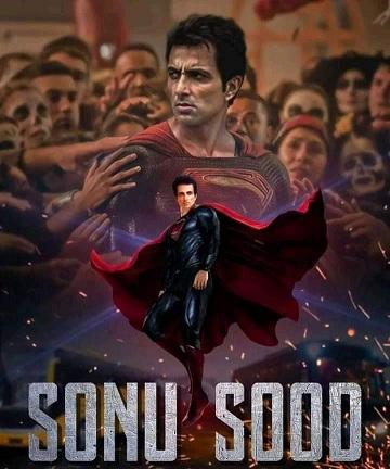 Sonu Sood Superhero