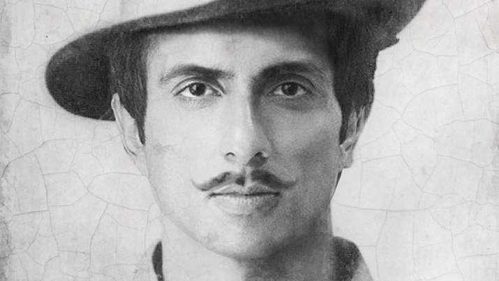 Sonu Sood as Bhagat Singh Movie - Shaheed-E-Azam