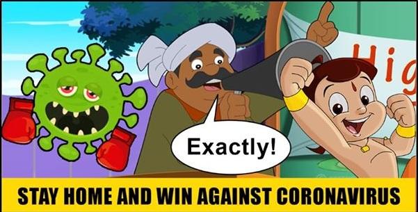 Stay-Home-And-Win-Against-Corona-Chota-Bheem