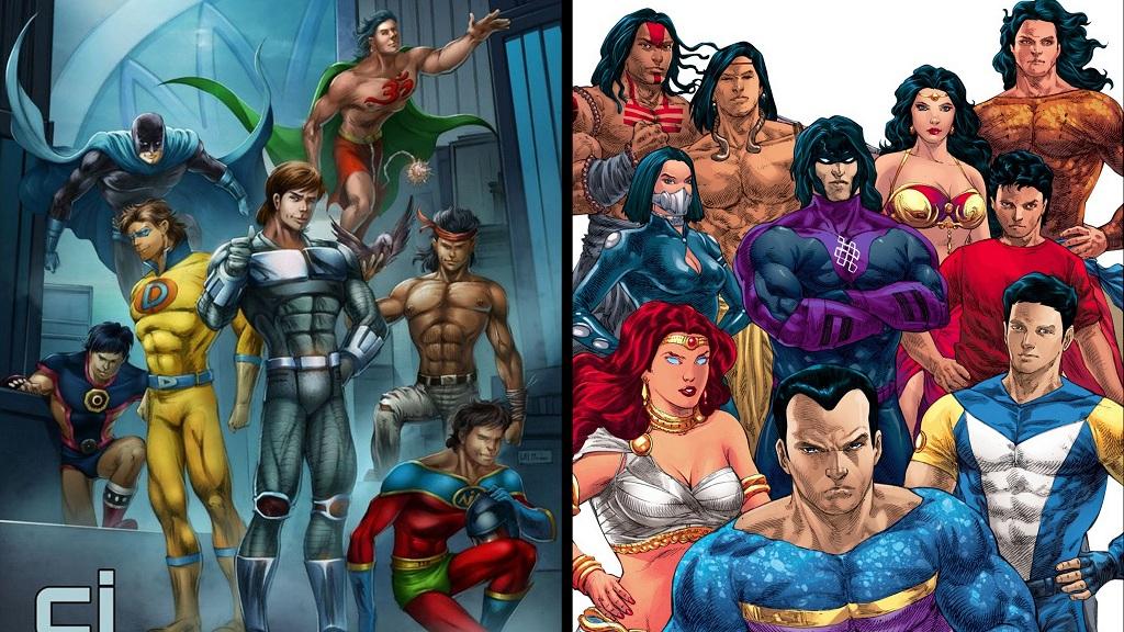 Comics India  TBS Planet  Comics Characters  Tulsi Comics