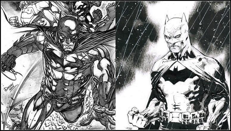 The Batman - Dheeraj Verma - Jim Lee