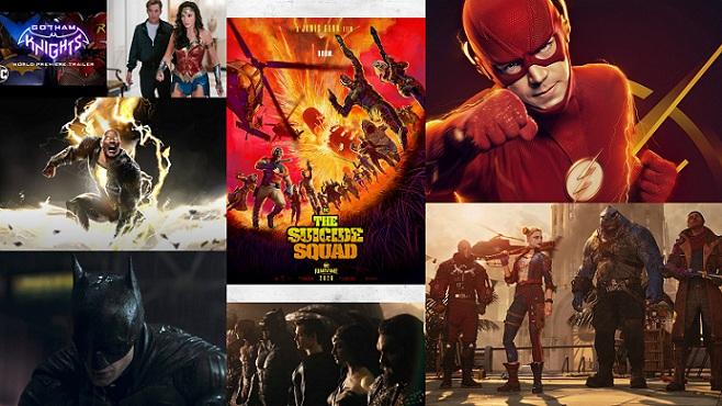 DC FanDome - Trailers