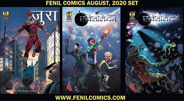 Fenil Comics New Release