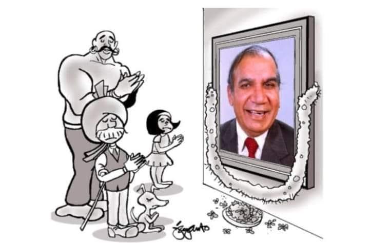 Cartoonist Pran - Death Anniversary - Shraddhanjali