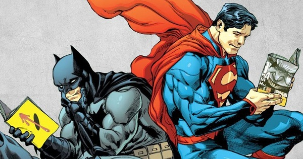 Batman And Superman - DC Comics