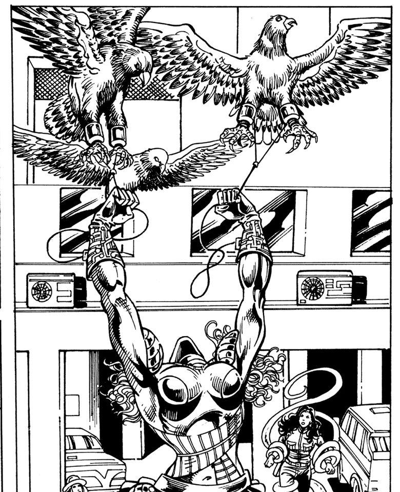 Shaktiroopa - Raj Comics