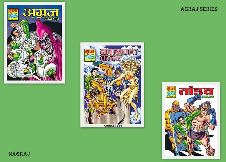 Agraj Series - Nagraj