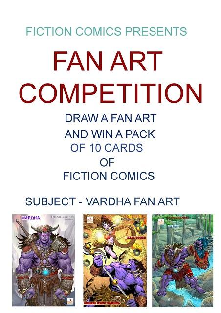 Fiction Comics - Vardha