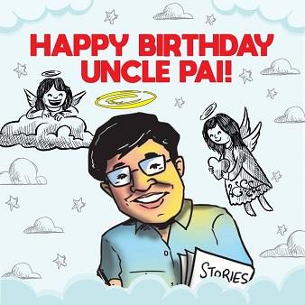 Happy Birthday Uncle Pai