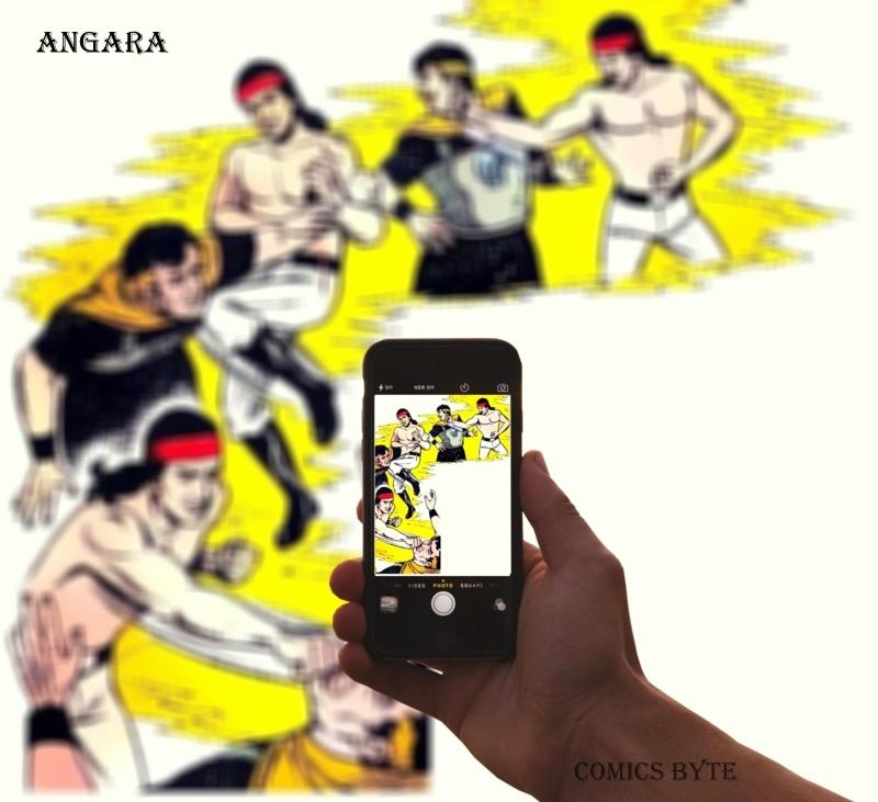 Mahakaal Angara - Tulsi Comics - Comics India