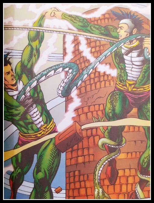 Chunauti - Nagraj - Raj Comics