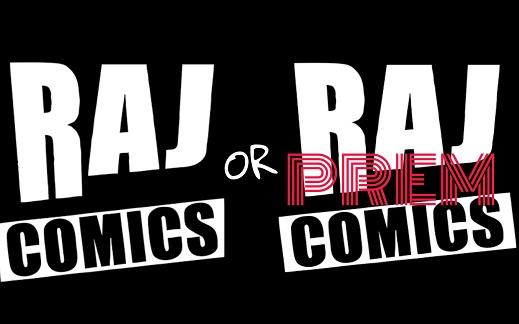 Raj Comics - Raj Prem Comics