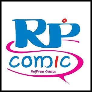 RajPrem Comics Logo