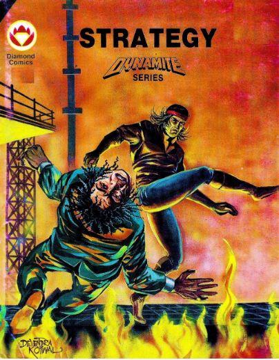 Dynamite - Strategy - Diamond Comics