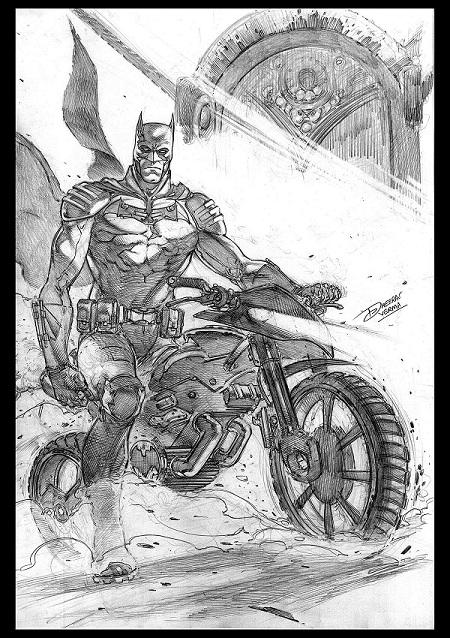 Batman By Dheeraj Verma