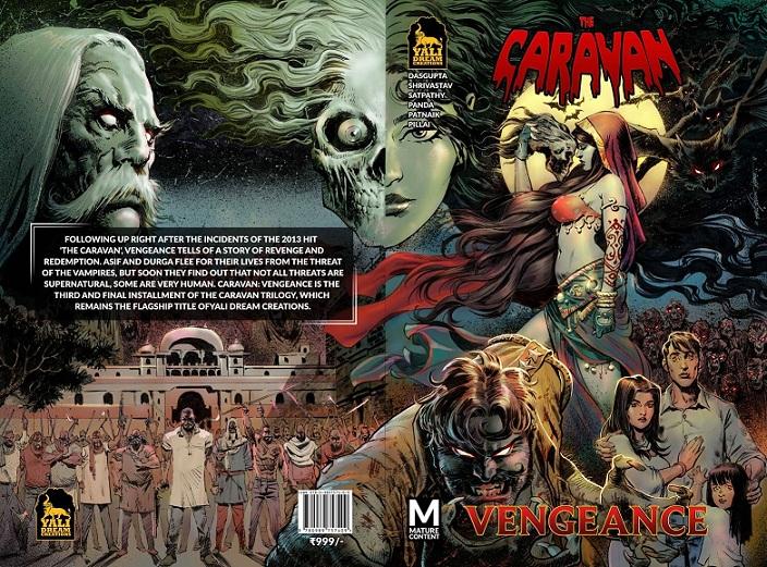 The Carvan - Vengeance - Yali Dream Creations