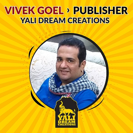Vivek Goel - Founder Holy Cow Entertainment