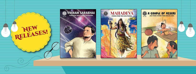 Amar Chitra Katha - New Releases