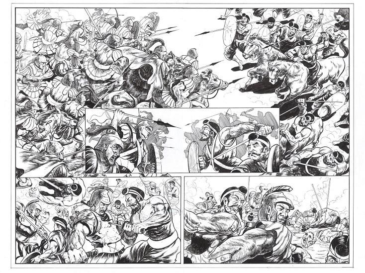 Bullseye Press - Dracula: The Battle Of Three Kings