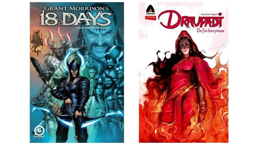 Graphic India - Campfire - Comics & Graphic Novels