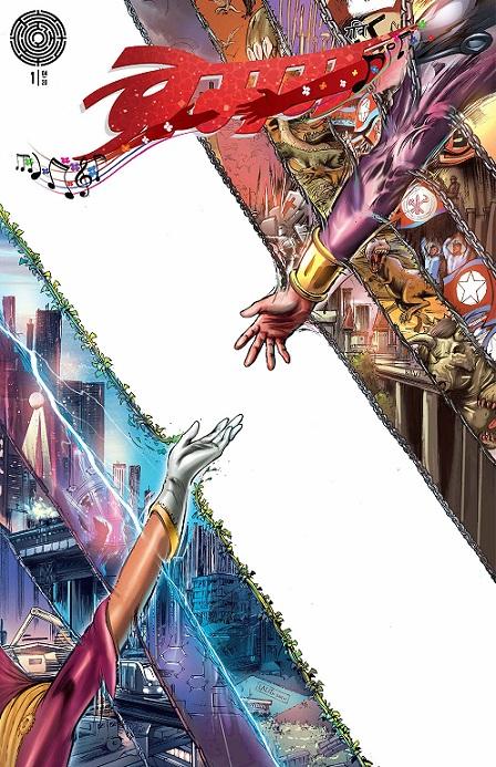 Premam Comics Cover - Maze Comics