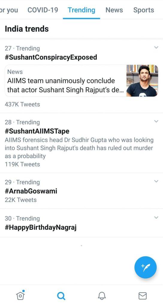 Happy Birthday Nagraj - Twitter India - 5th October