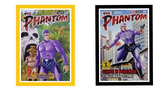 Regal Publishers - The Phantom SET 1