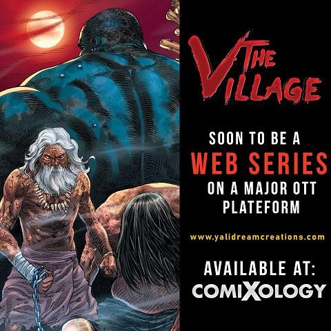 The Village - Yali Dream Creations