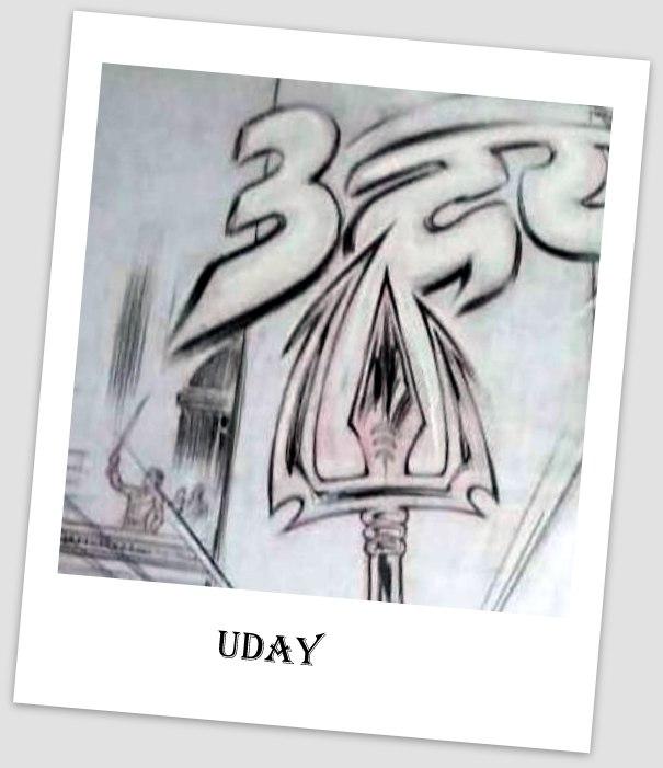 Comics India - Uday