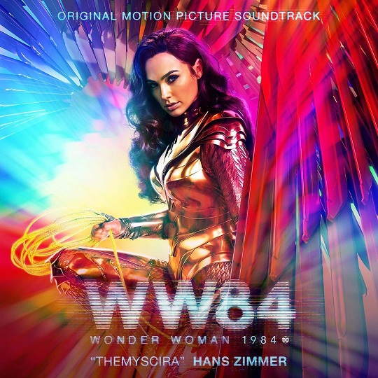 Wonder Woman 84 - Movie - DC Comics