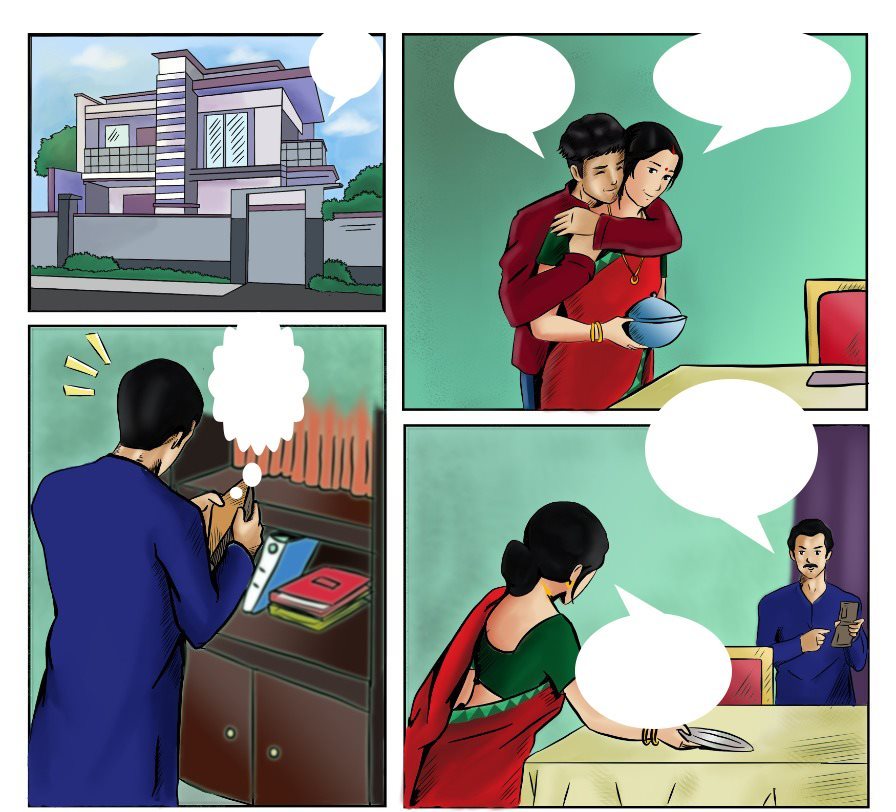 Anant Comics - Rudra