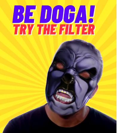 Doga Filter - Raj Comics