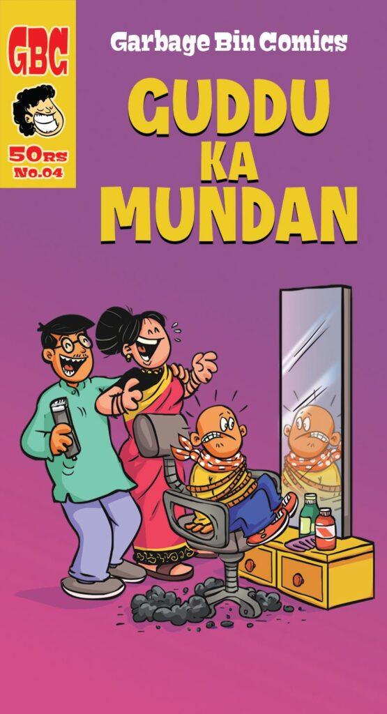 Garbage Bin - Guddu Ka Mundan