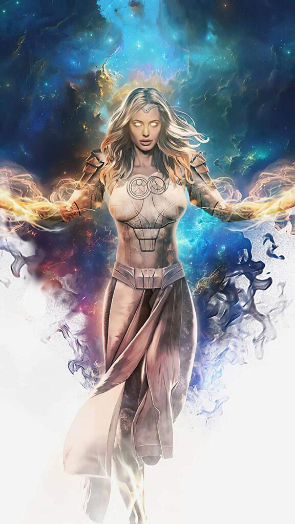 Marvel Eternals - Angelina Jolie - Thena