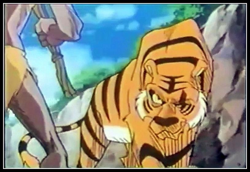 The Jungle Book - Mowgli And Sher Khan
