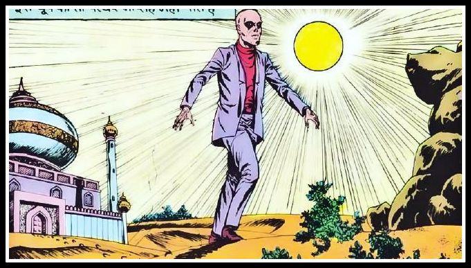 Mujhe Maut Chahiye - Super Commando Dhruva - Raj Comics - Anupam Sinha