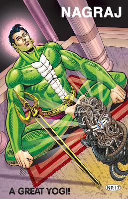 Nagraj - Raj Comics - Anupam Sinha