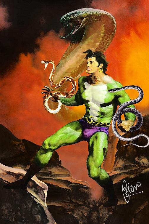 Nagraj - Raj Comics - Nitin Mishra
