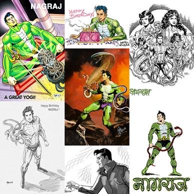 Nagraj-By-Raj-Comics