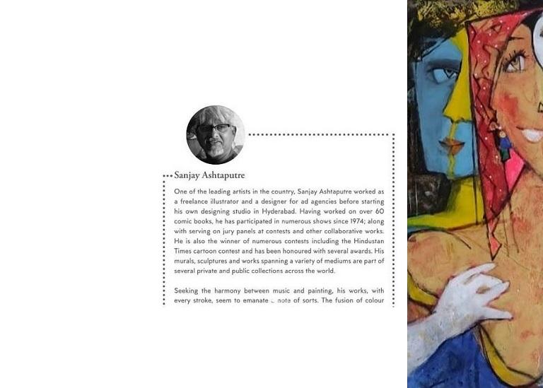 Sanjay Ashtaputre - Arts Illustrated - Comic Book Artist