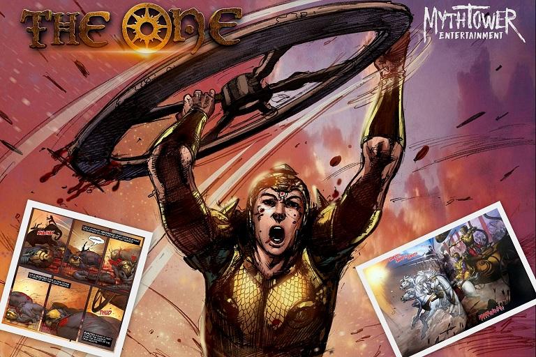 The One: Abhimanyu - MythTower Entertainment
