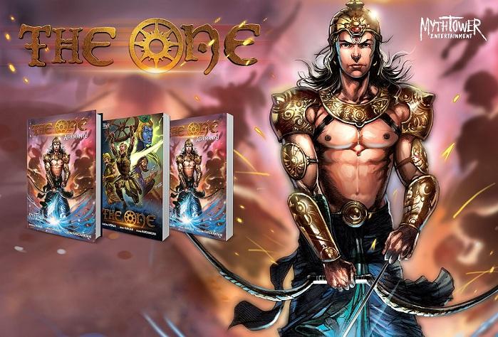 The One - Abhimanyu - MythTower Entertainment
