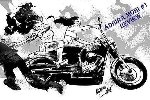 Adhira Mohi - Bhaji Of The Dead