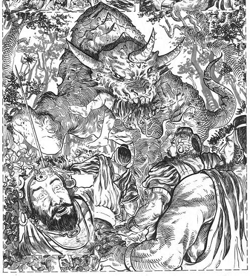 Bullseye Press - Dracula The Battle Of Three Kings