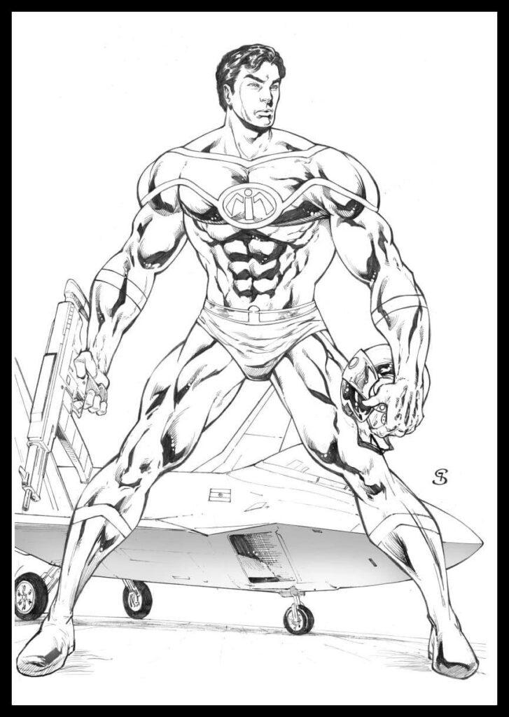 Tulsi Comics - Comics India - Mister India