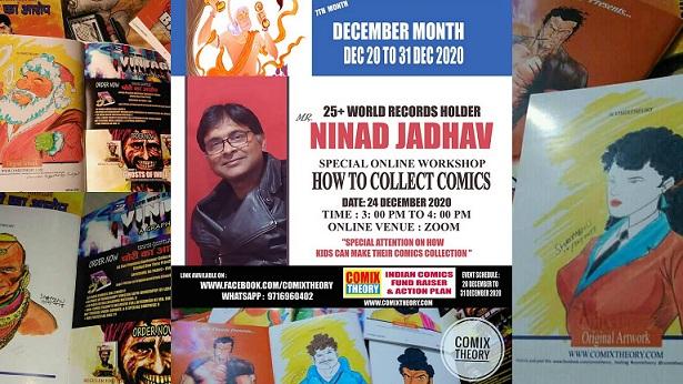 Comix Theory - Indian Comics Publishers