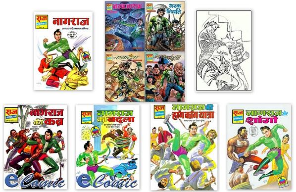 Nagraj-Origin-Series-Raj-Comics
