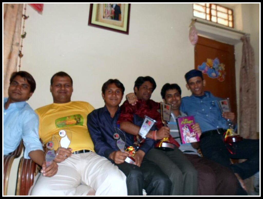 Raj Comics Creatives - Kalpana Lok Awards