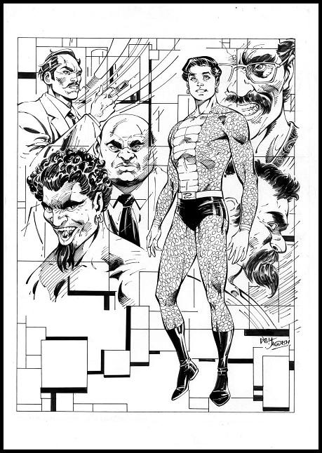 Raj Comics - Yugaarambh Series - Back Cover
